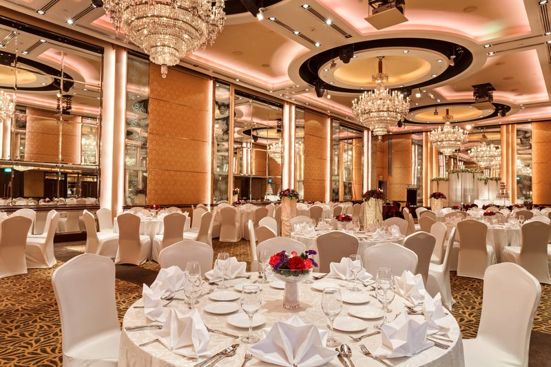 Updated Wedding Banquet Guide