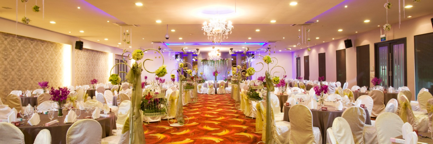 63 Hotel Banquet Comparison, Reviews, Pricing, Floor plan in Singapore